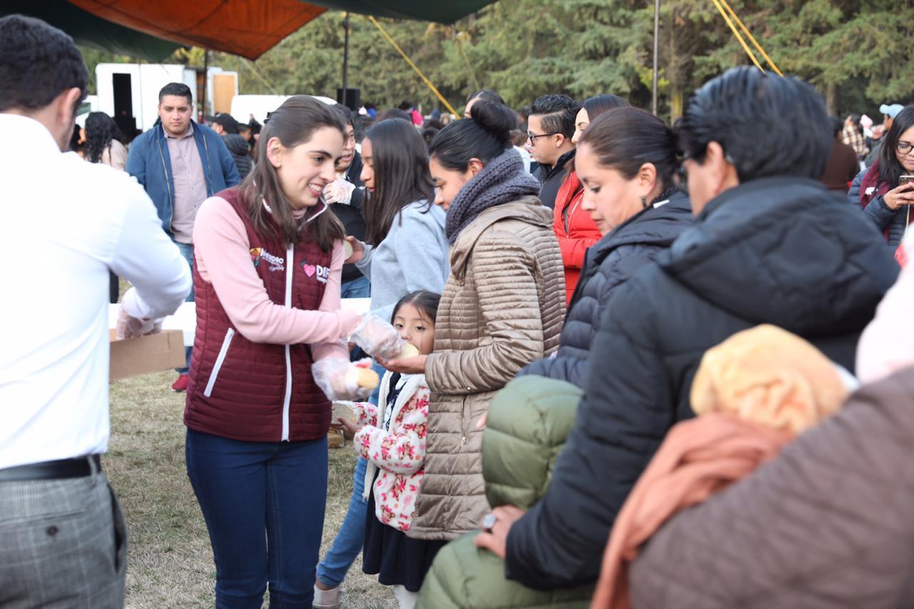 Gobierno de Metepec vela por el bienestar de la niñez