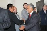 Se reúne Fernando Zamora con empresarios