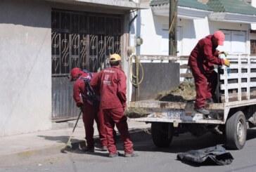 Gobierno de Metepec reduce brecha de desigualdad en la prestación de servicios públicos