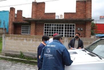 Gobierno de Metepec mantiene la atención a denuncia de posible maltrato animal