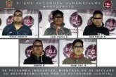Vinculan a proceso a cinco sujetos por el robo de cajeros automáticos en Cuautitlán Izcalli