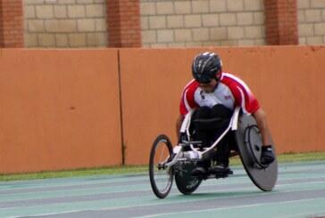Asiste Édgar Navarro a sus sextos juegos paralímpicos
