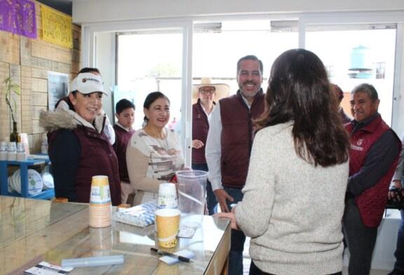 Metepec, municipio líder en la entidad en apertura de nuevas unidades económicas