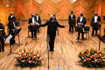 Interpreta OSEM obras de Javier Álvarez, Edvard Grieg y Tchaikovski en concierto de la temporada 5