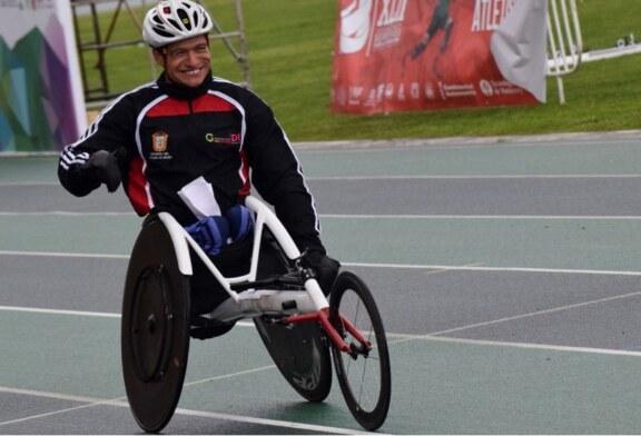 Obtiene Edoméx primer lugar en medallero de XLIII juegos nacionales deportivos sobre silla de ruedas Querétaro 2018