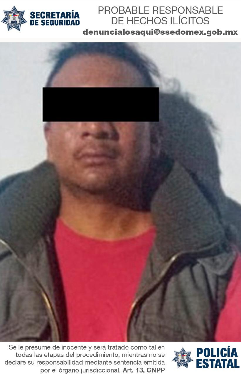 Recuperan un camión de carga presuntamente robado horas antes en la Ciudad de México