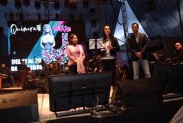 Majestuoso concierto de las tres grandes cierra el festival quimera 2019