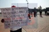 Denuncian taxistas pésimas condiciones de las carreteras mexiquenses