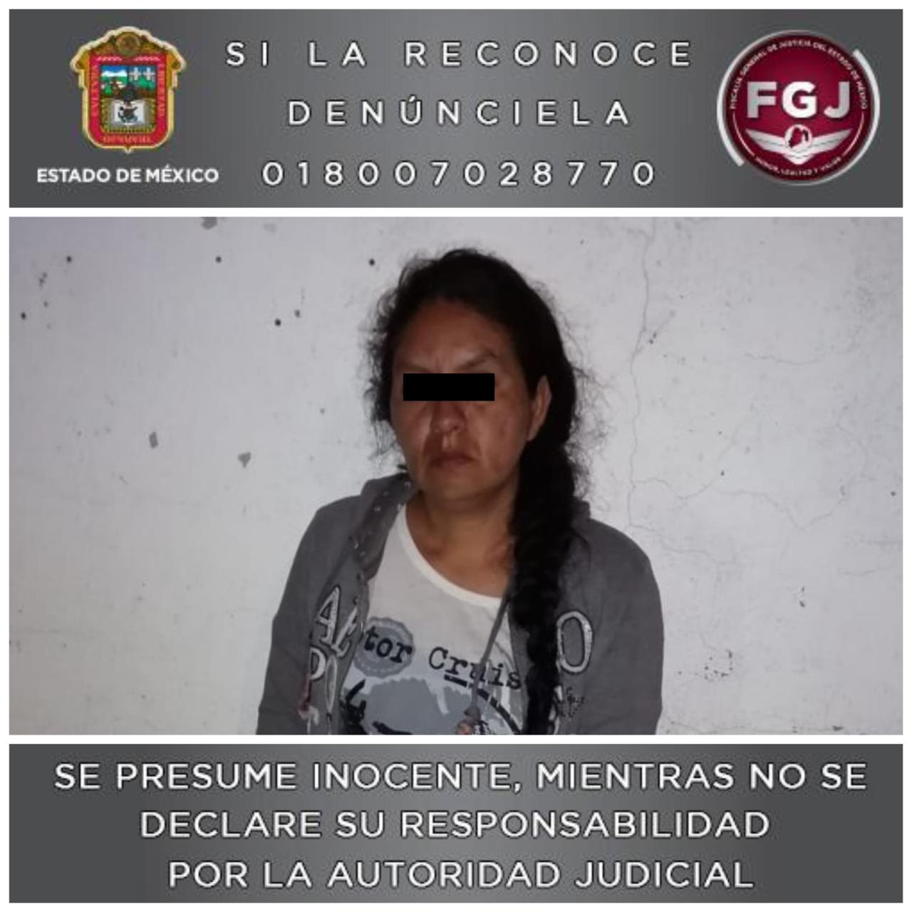 Detiene FGJEM a mujer que habría sustraído una recién nacida en Naucalpan