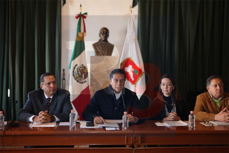 Inicia la recuperación de la González Arratia