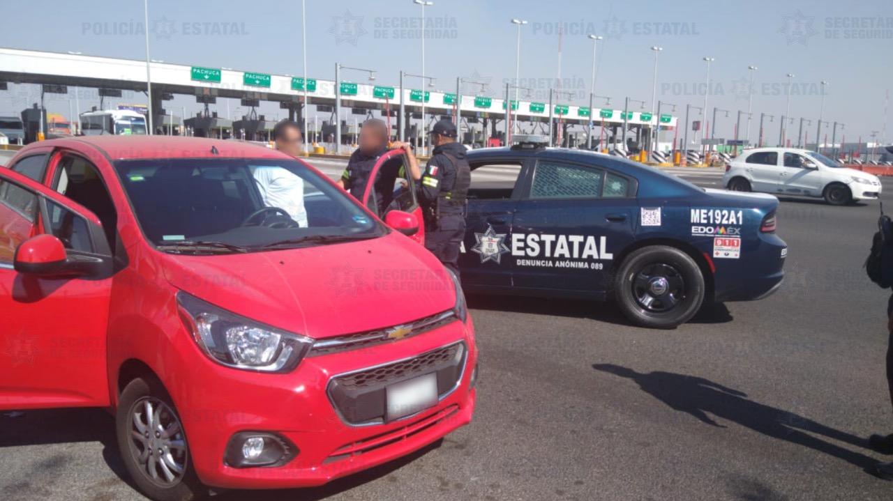 Secretaría de seguridad coordina acciones con el c5i de hidalgo y logra recuperar vehículo abandonado y con reporte de robo