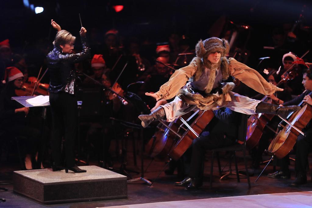 Presenta compañía de danza del Edoméx espectáculo en capital mexiquense