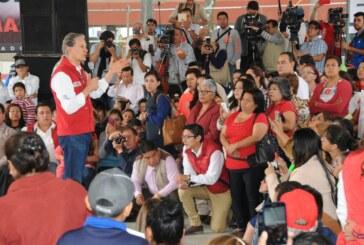Recuperará del Mazo espacios públicos para prevenir delitos e integrar familias