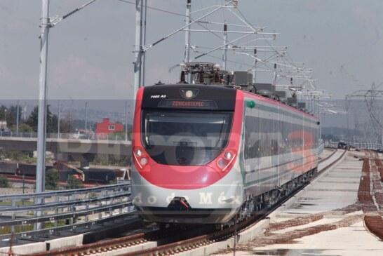 Anuncian un retraso de un año en la entrega del tren hacia CDMX