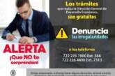 Alertan autoridades de Toluca sobre llamadas solicitando donativos