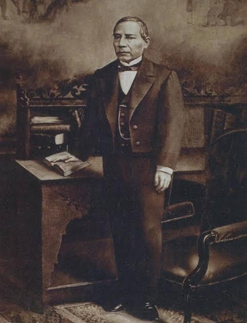 La grandeza de Juárez «El hombre montaña», fue tener gente más brillante e inteligente que él en su gabinete
