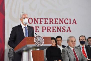 Plan de reapertura es responsable y marca una ruta ordenada para reactivar actividades: Alfredo del Mazo