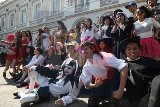 Hoy se celebra el día mundial del Teatro… por lo menos en Toluca