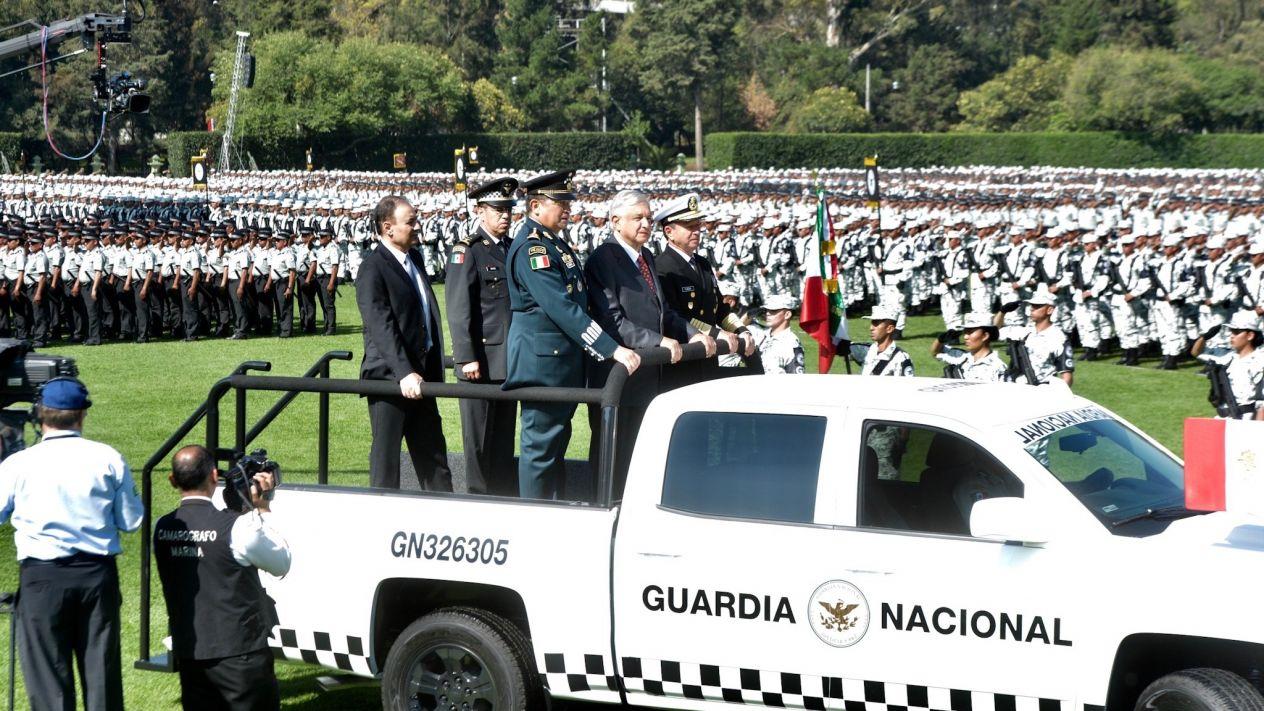 La GN deberá combatir el talón de Aquiles de la 4T; El narcotráfico, inseguridad, violencia y la joya de corona, la impunidad