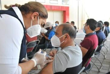 Mañana miércoles inicia la vacunación a maestros mexiquenses