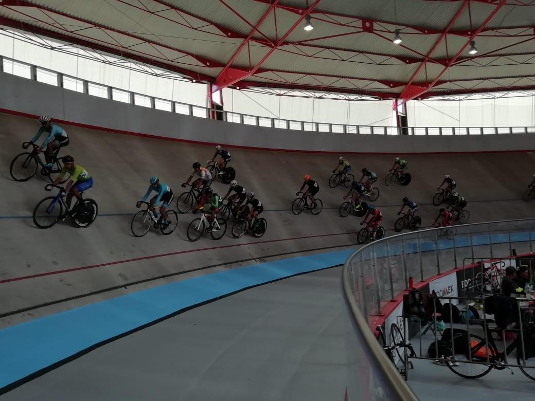 Fomentan el ciclismo de pista en el Edoméx