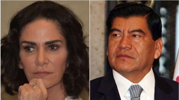 «Gober, borracho ahí viene Lydia Cacho»