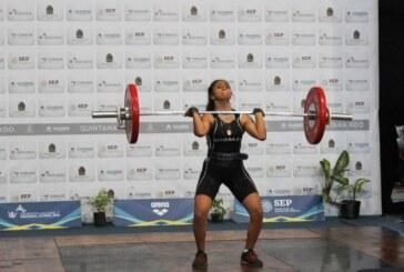 Consiguen mexiquenses primera medalla en levantamiento de pesas