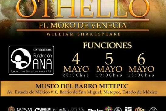 Othello en Metepec