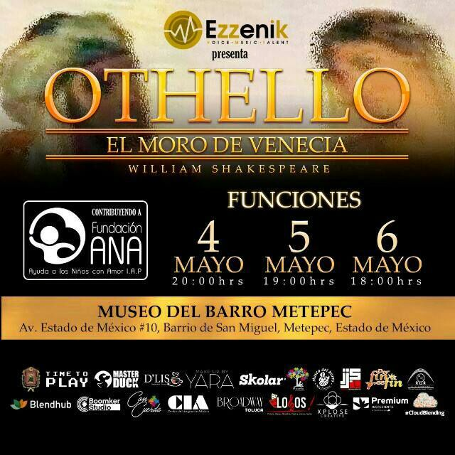 Othello en Metepec
