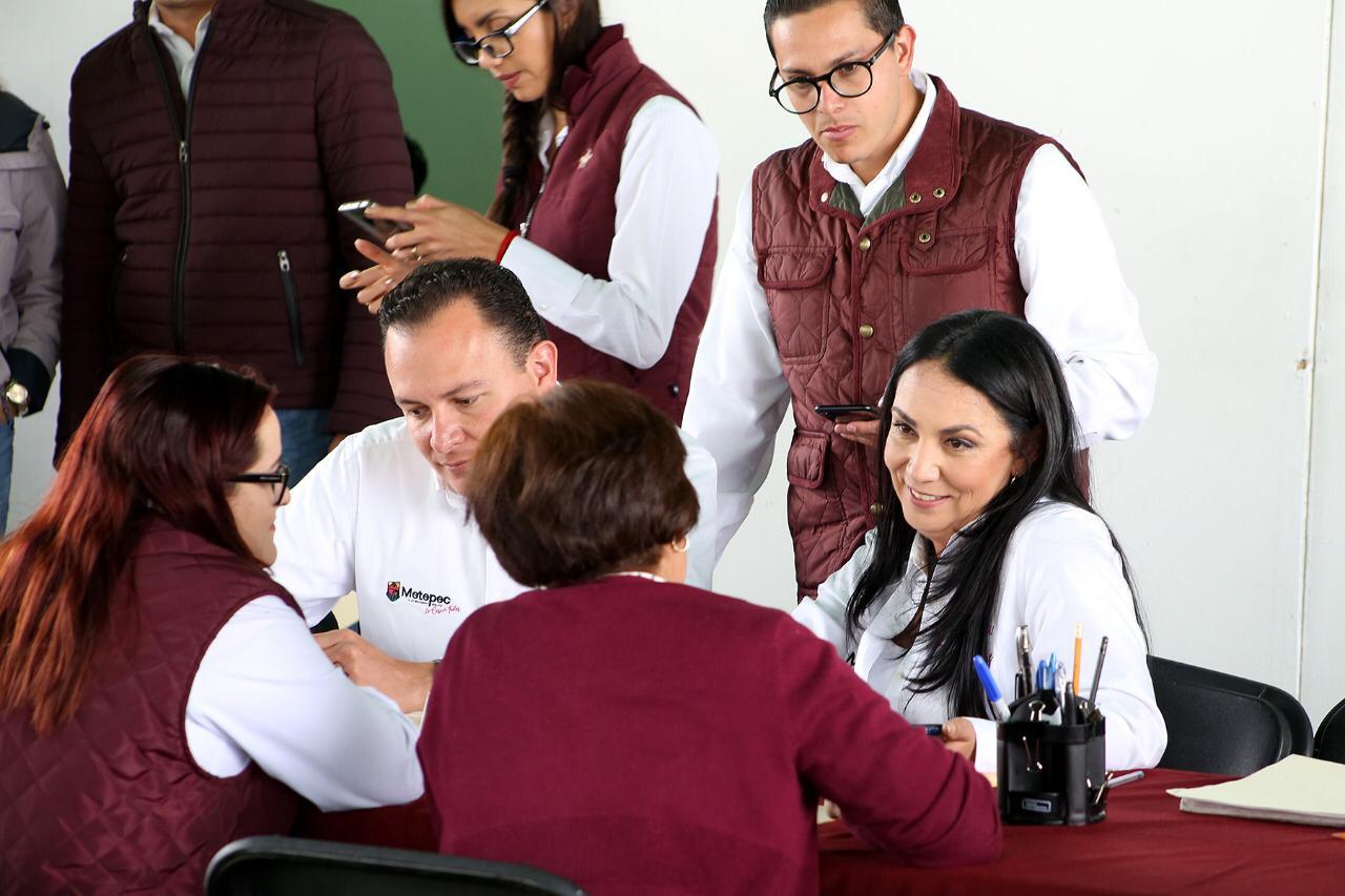 Las audiencias públicas de Metepec es muestra de ejercicio democrático e incluyente