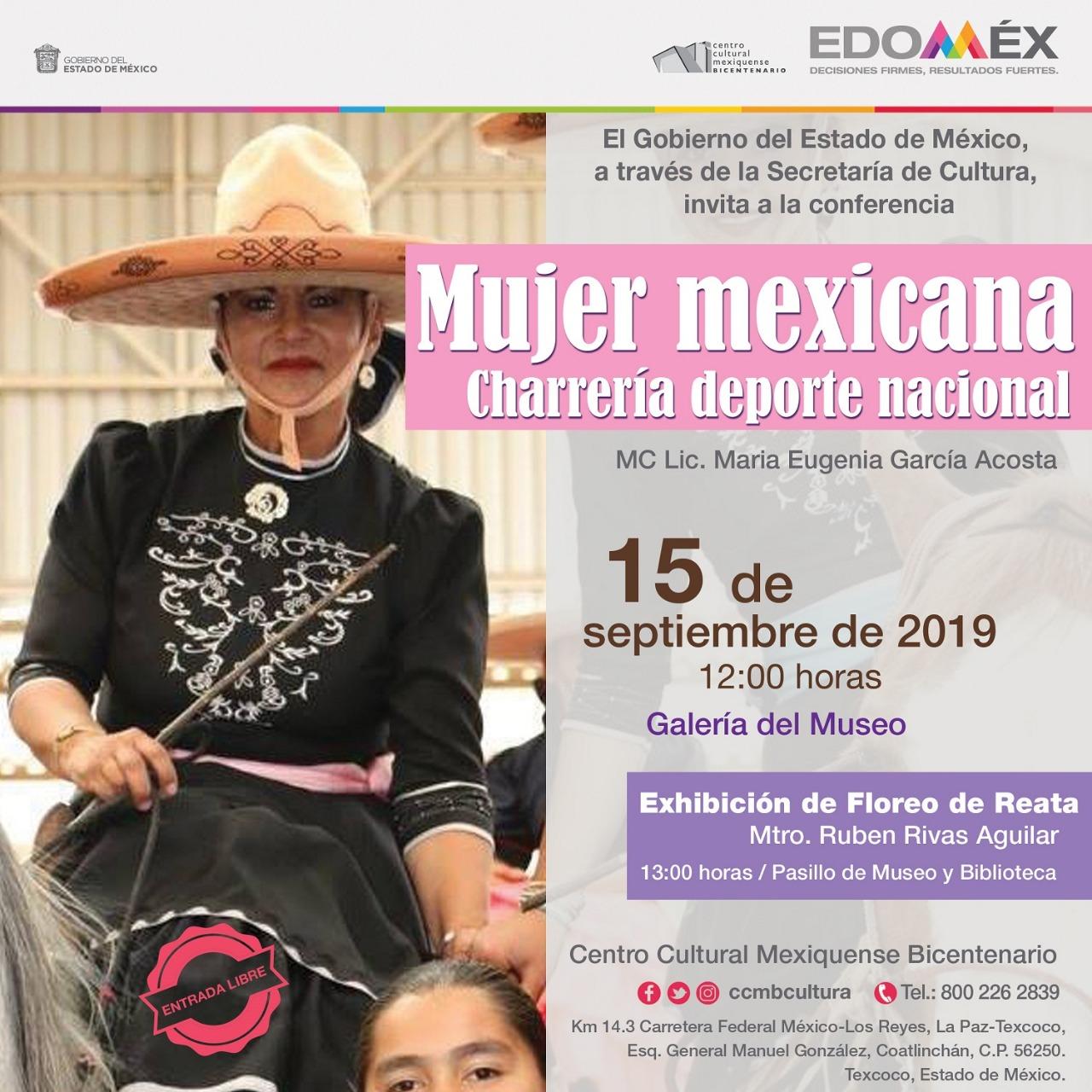 Prepara centro cultural mexiquense bicentenario celebración del mes patrio con jornada de arte y tradiciones