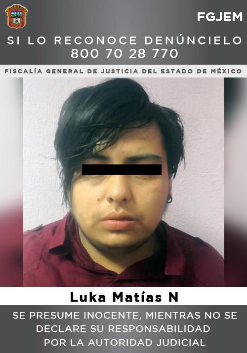 Vinculan a proceso a sujeto investigado por el asesinato de una menor de cinco años en Tultitlán