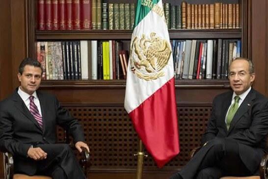 Vidas Paralelas; Enrique Peña Nieto y Felipe Calderón: «haiga sido como haiga sido»