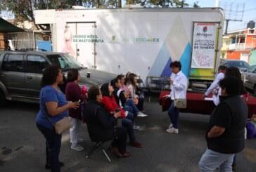 En Metepec trabajo permanente por el bienestar de la mujer: Gaby Gamboa