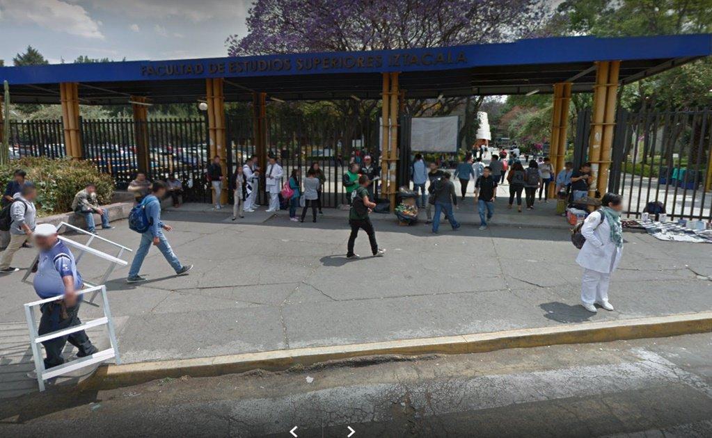 Ola de asaltos se presentan en las inmediaciones de la FES Iztacala