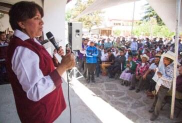 Falsas las acusaciones de Josefina, afirma candidata de MORENA