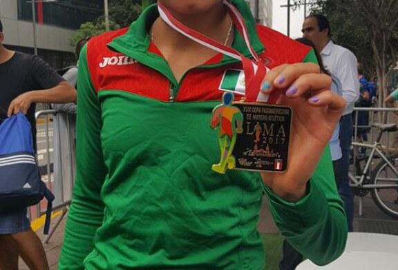 Guadalupe González, obtiene Oro en Copa Panamericana