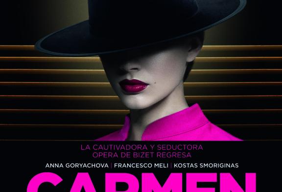 """The Royal Opera proyectará la nueva producción de """"Carmen"""" de Bizet."""