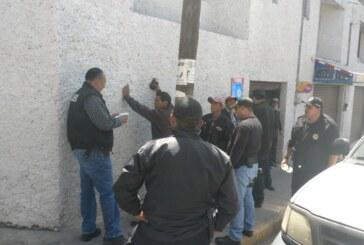 Aseguran autoridades estatales y federales a 24 personas mediante operativo realizado en el municipio de Ecatepec