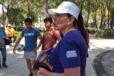 Propone Teresa Castell inspección y vigilancia al transporte público