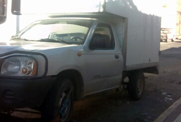 Recupera policía de Toluca mercancía y vehículo con reporte de robo