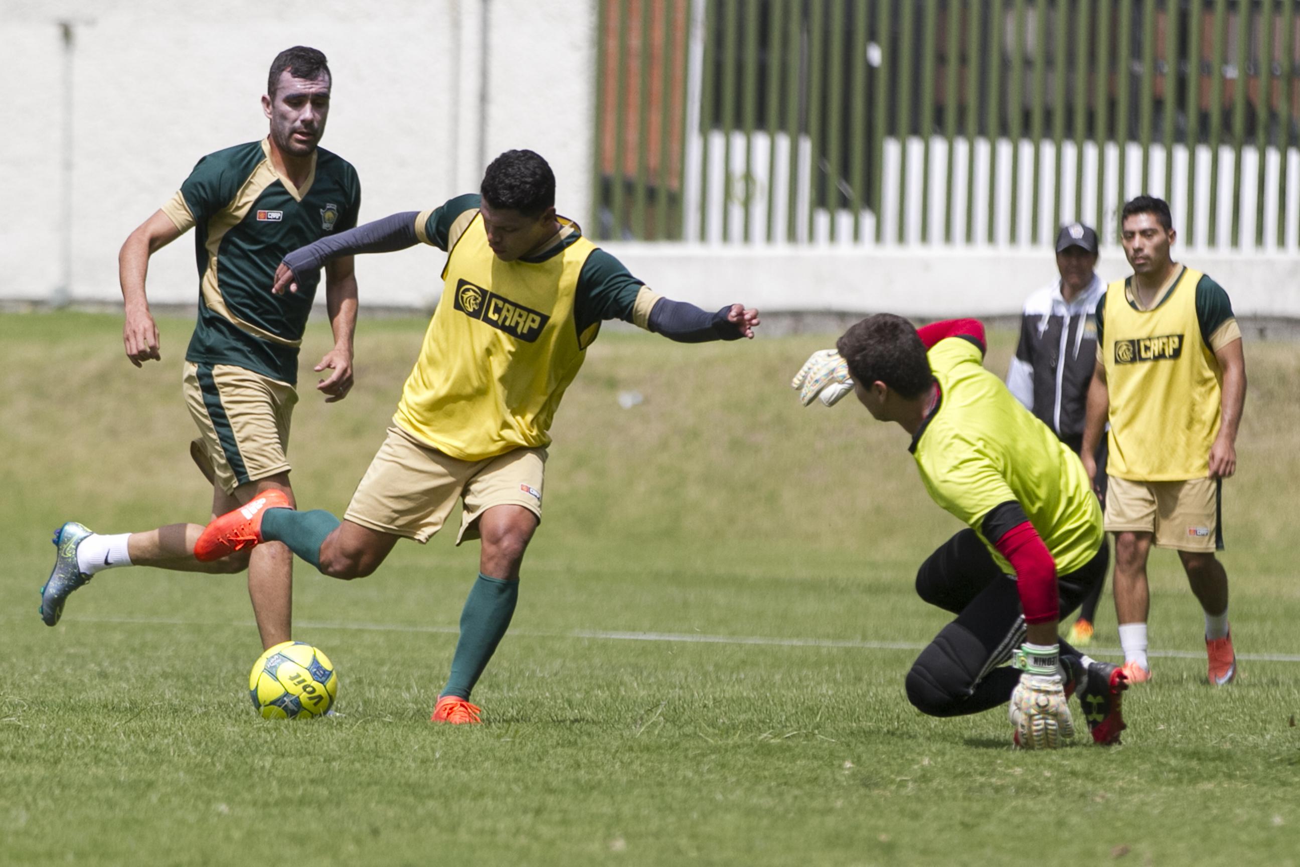 Potros UAEM FC ante América el 16 de agosto en CU